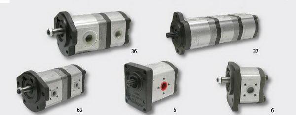Pompy hydrauliczne do ciągnika lamborgini