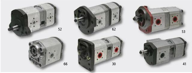 Pompa haydrauliczna Bosch do ciągnika renault.